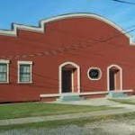 The Old Firemen's Hall on Fourth Street in Westwego