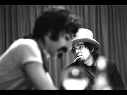 Frank Zappa and Captain Beefheart