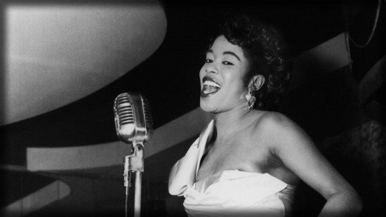 """I listened to a lady by the name of Sarah Vaughan,"" says Holloway, who also lists Dinah Washington, Aretha Franklin, Dionne Warwick, and Mary Wells as influences."