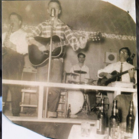 Joe Clay in Westwego, early '50s