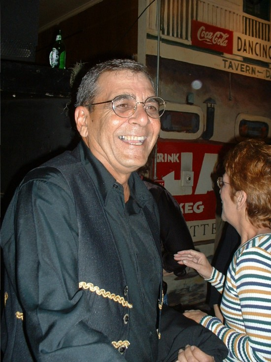 Gene Terry at Stomp event, Rock 'N' Bowl, circa 2003